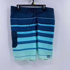 Billabong platinum all day mens board shorts sz 33